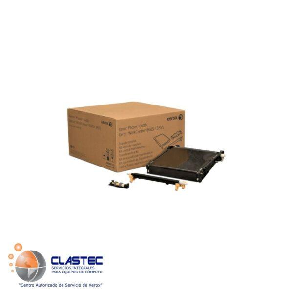 Transfer Belt Maintenance Kit Xerox (108R01122) para las impresoras modelos: Versalink C400; Versalink C405; Phaser 6600; Workcentre WC 6605; Workcentre WC 6655