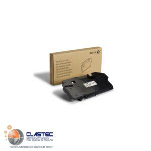 Waste Toner Xerox (108R01416) para las impresoras modelos: Versalink B600; Versalink B605; Versalink C500; Versalink C505; Versalink C600; Versalink C605; Phaser 6510; Phaser 6515