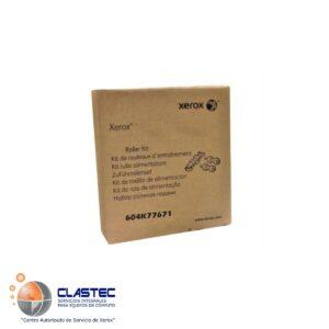 Feed Roller Kit Xerox (604K77671) para las impresoras modelos: Versalink B405; Versalink B400; Phaser 3610; Workcentre WC 3615; Workcentre WC 3655