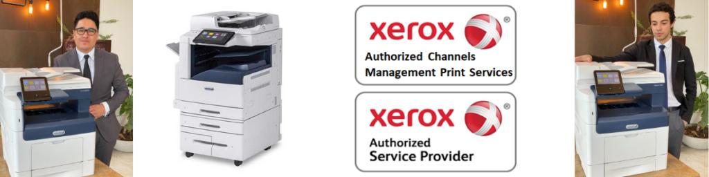 Xerox - Demo - Printer - CLASTEC